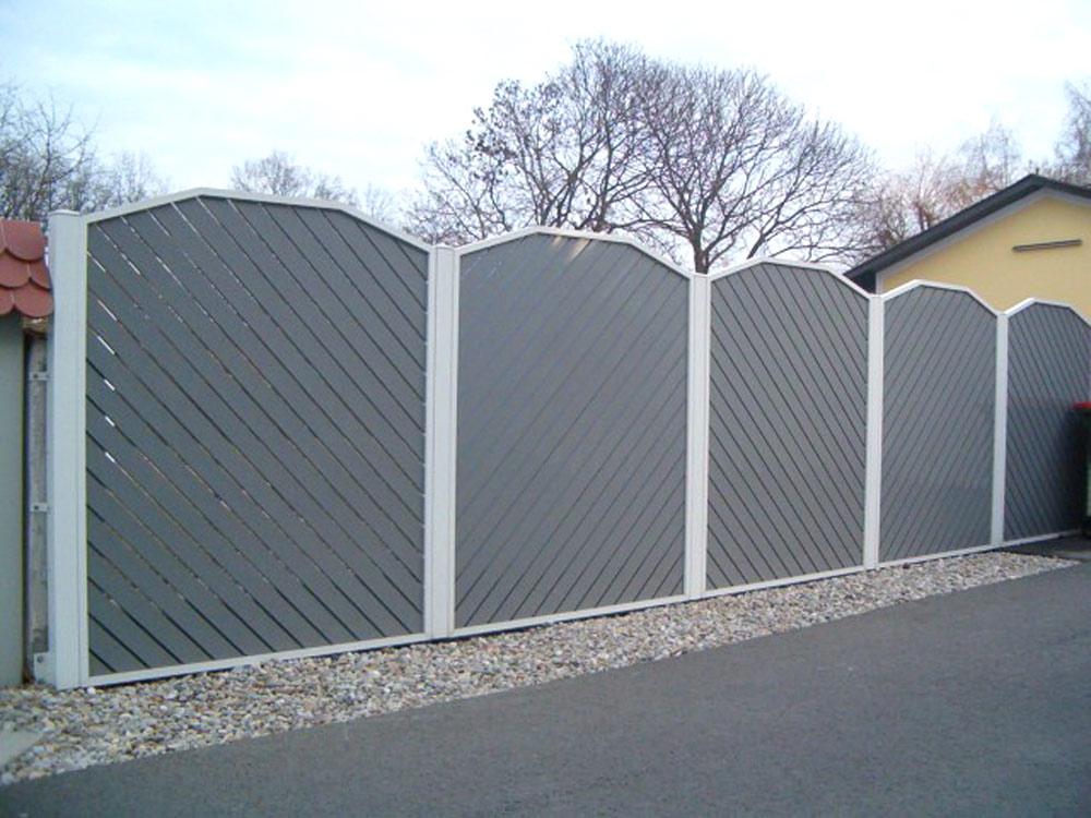 Intertor offre recinzioni e balconi in alluminio simil legno - Recinzione terrazzo ...