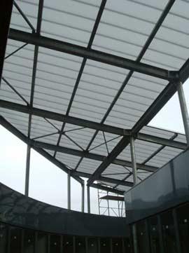 Paneele dach
