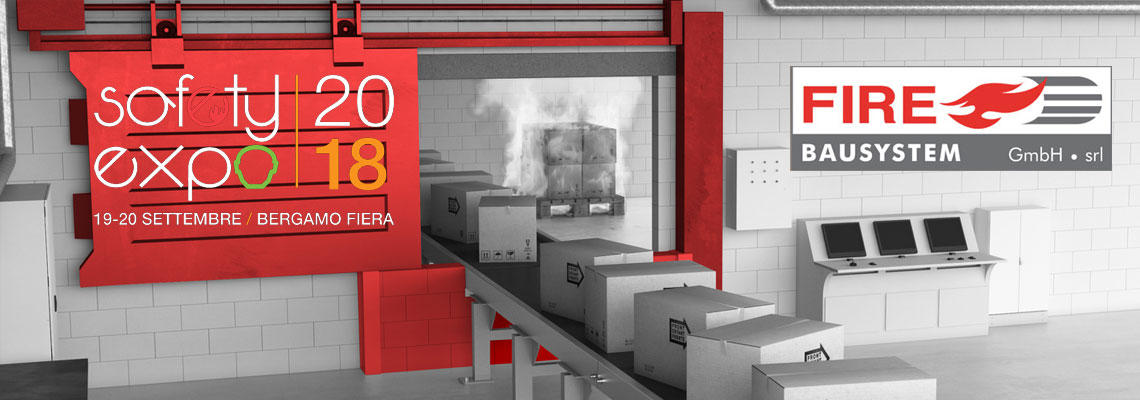 Bausystem Fire Safety Expo 2018