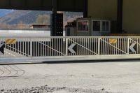 Freitragende Schiebetore Alpe