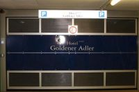 Garagentor Hotel Brixen