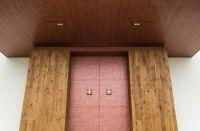 Paneele Eingangsbereich