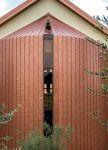 costruzione rame chiesa esterno
