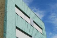 panelli facciata condominio