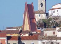 panelli tetto chiesa