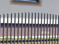 Gartenzaun Alu Recinzione Giardino Inox