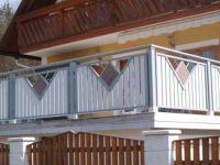 Terrasse Inox Terrazzo